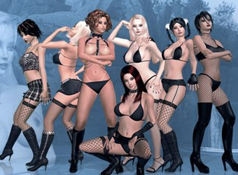 3D Sex Villa 2 free 3d sex game for PC to download