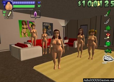 Parody Adult Games With D Sex Bonetown