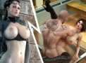 Dirty games Try not to cum with free 3D adult games