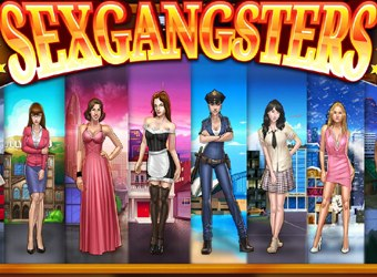 Sex Gangster browser game downloaden with sexy gangsters
