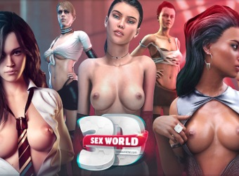 Download SexWorld3D the next generation porn game