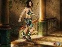 Lara croft from tomb rider shows big tits