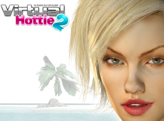Virtual Hottie XXX game with sexy hotties